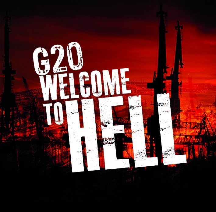 G20 - Welcome to hell
