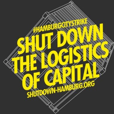Shut down Hamburg