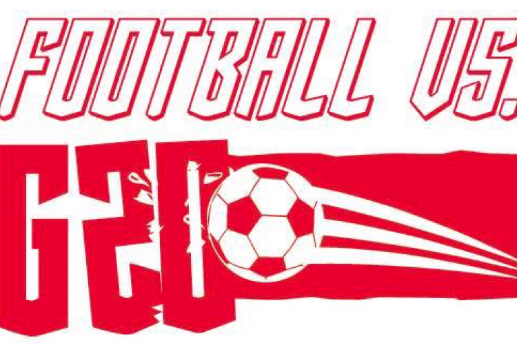 Fussball gegen G20
