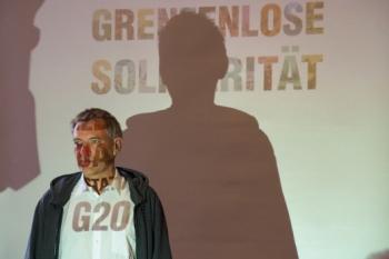 Jan van Aken: 76.000 mal Hoffnung- Zusammenfassende Einschätzung zu G20