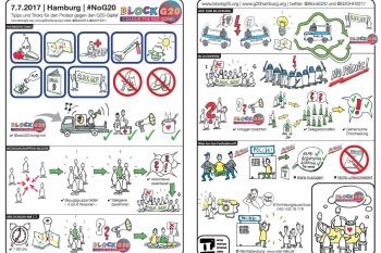 Wie den G20-Gipfel blockieren?