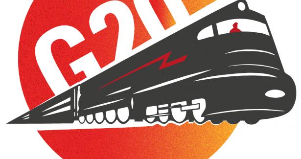 Mit dem Zug von Freiburg nach Hamburg zu den Protesten gegen den G20-Gipfel